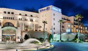 Hilton Malta St. Julian's by night